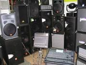 Продаётся студийная аппаратура!(Микрофоны, микшеры, усилители и тд.)