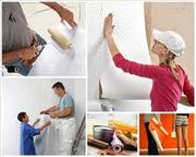 Выполняем ремонт квартир,  помещений,  частично,  недорого!