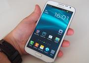 Продам Samsung Galaxy Note II white. Или обменяю на Iphone 5