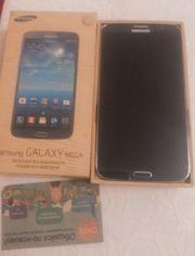 Cрочно Продам новый Samsung Galaxy Mega 6.3 Black,  односимочный