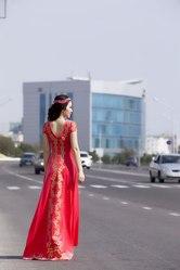 Прдам платье на кыз узату