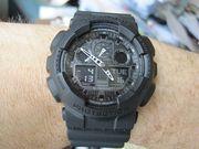 Продам или обменяю часы G shock ga100