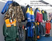 Поставка на заказ и производство спецодежды для всех отраслей производ