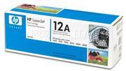 Картриджи на принтер HP1010-3030 (Q2612A)
